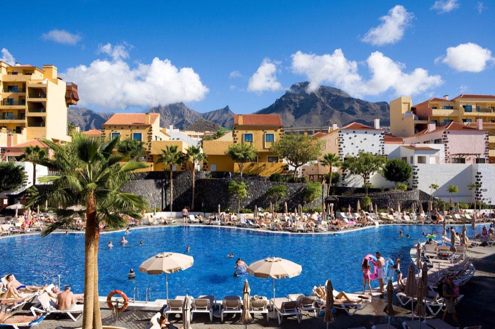 Ofertas de hoteles en costa adeje espa a viajes el corte for Ofertas piscinas desmontables el corte ingles