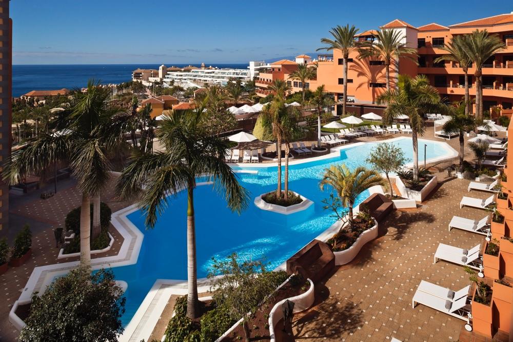 Hoteles 5 estrellas en tenerife isla espa a viajes el for Listado hoteles 5 estrellas madrid