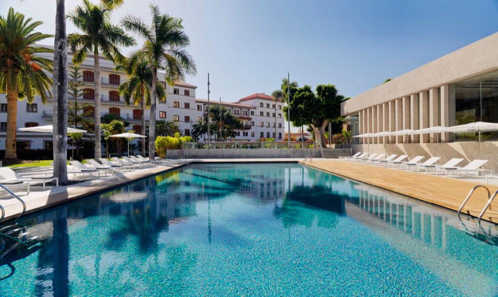 Iberostar grand hotel mencey hotel en santa cruz de for Habitaciones en santa cruz de tenerife