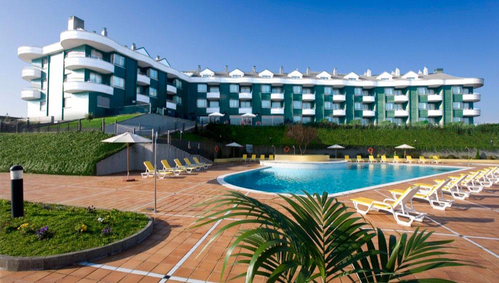 hoteles con piscina cubierta en costa de cantabria espa a