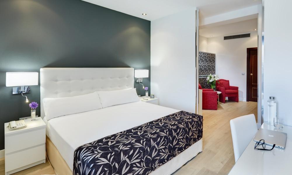 Sercotel las torres salamanca hotel en salamanca viajes - Hotel salamanca 5 estrellas ...