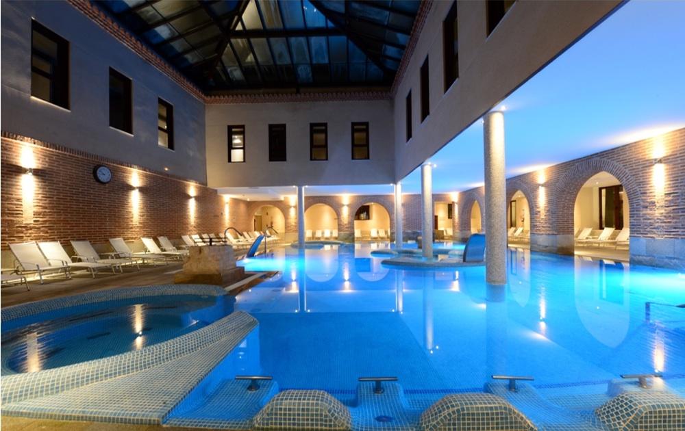 Castilla termal balneario de olmedo hotel en olmedo - Madrid olmedo ...