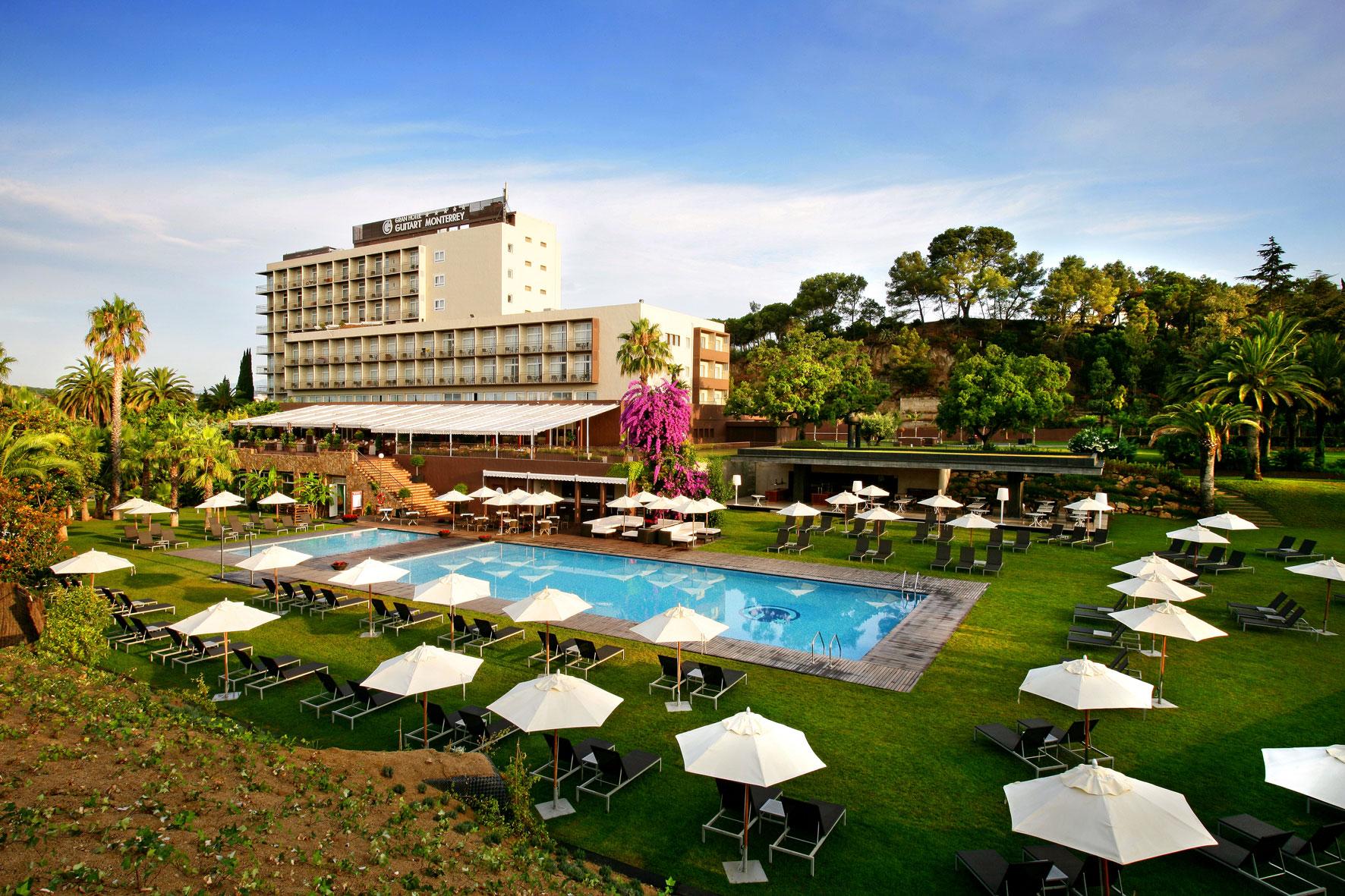 Hoteles dise o en lloret de mar espa a viajes el corte for Hoteles diseno espana