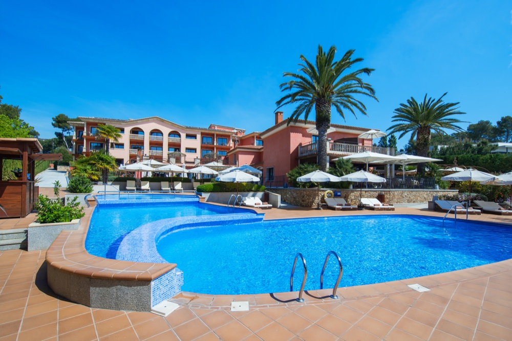 Sall s hotel spa cala del pi hotel en playa de aro - Hotel salamanca 5 estrellas ...