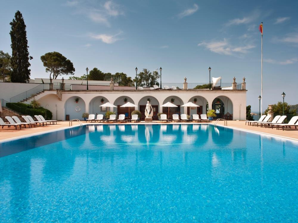 Hostal de la gavina hotel en s 39 agar viajes el corte ingl s for Hotel la gavina