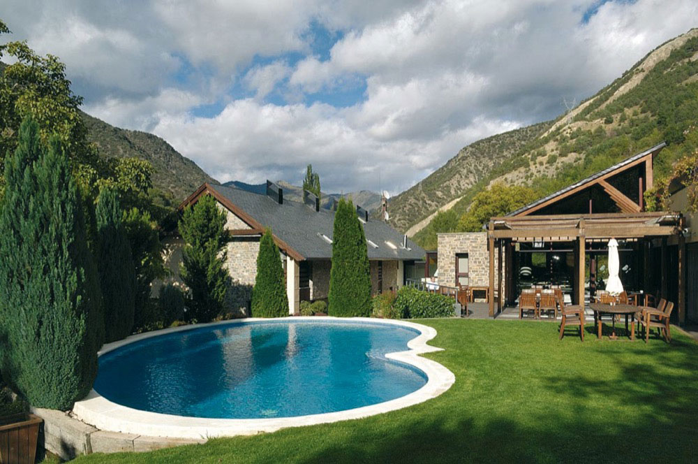 hoteles con piscina exterior en l rida provincia espa a
