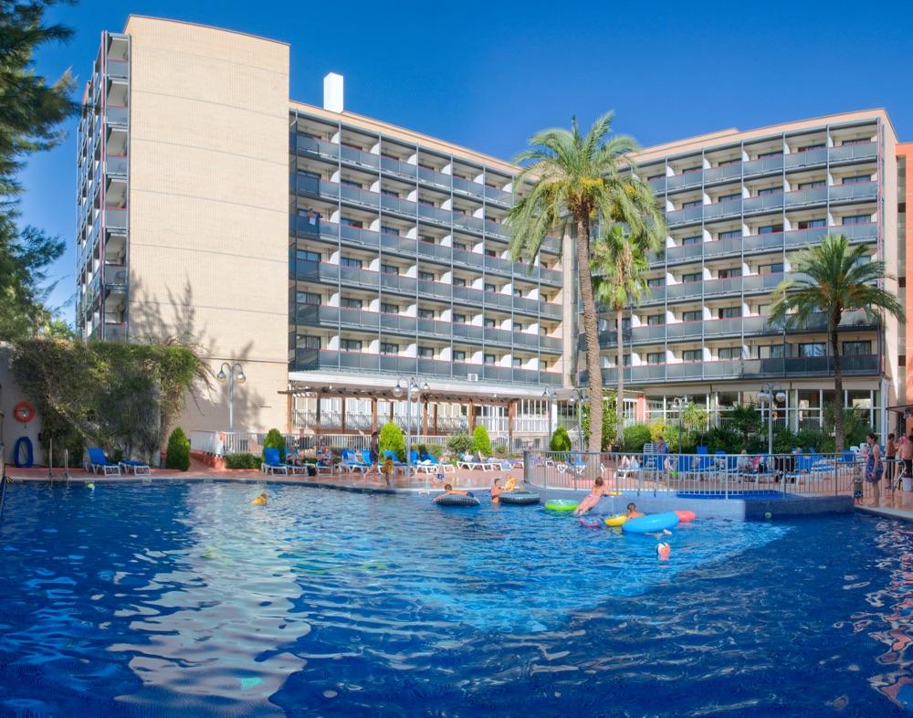Hotel Eurosalou, hotel en Salou - Viajes el Corte Inglu00e9s