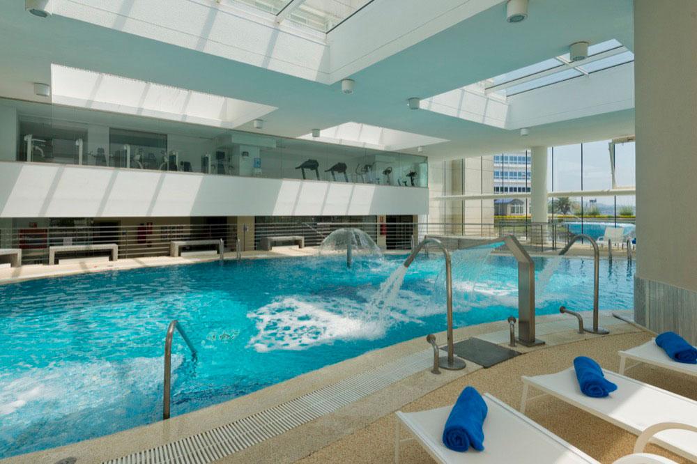Eurostars isla de la toja hotel en la toja viajes el for Hotel luxury la toja