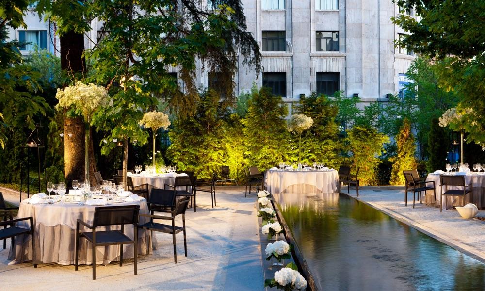 Hotel villa magna hotel en madrid viajes el corte ingl s for Hotel villa jardin barrientos