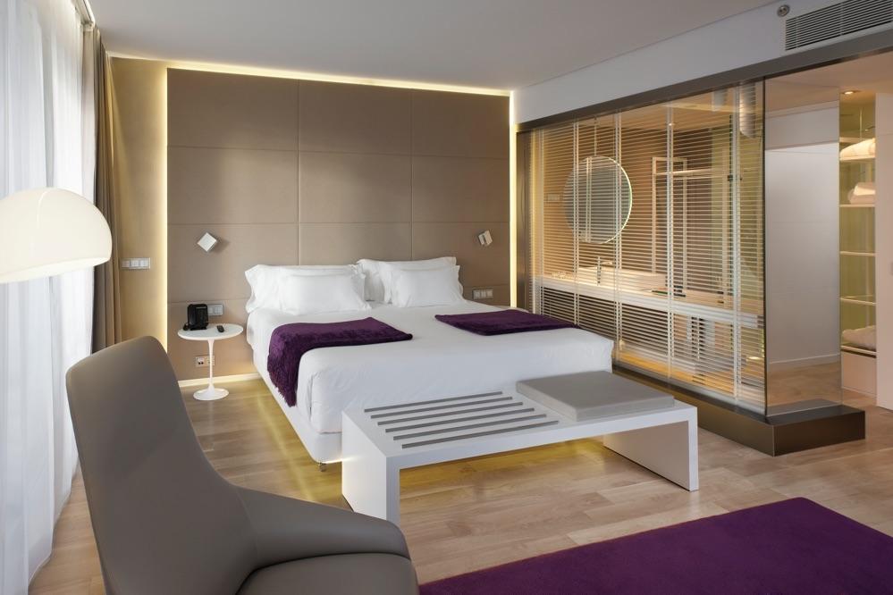 Nh collection madrid eurobuilding hotel en madrid for Habitaciones en madrid