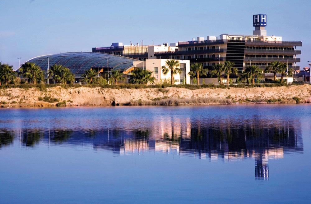 Hoteles con spa en costa c lida viajes el corte ingl s - Spa san pedro del pinatar ...