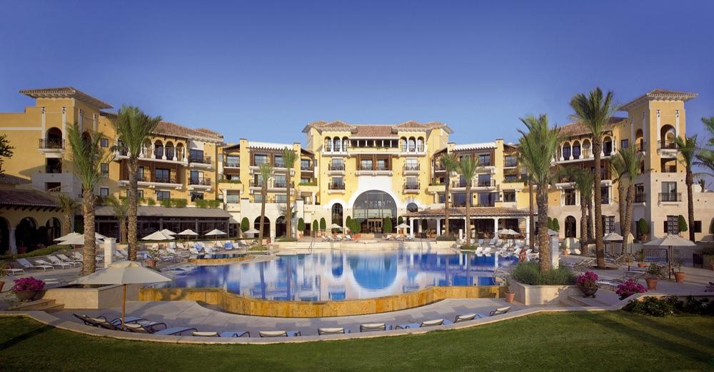 Hoteles 5 estrellas en costa c lida espa a viajes el for Listado hoteles 5 estrellas madrid