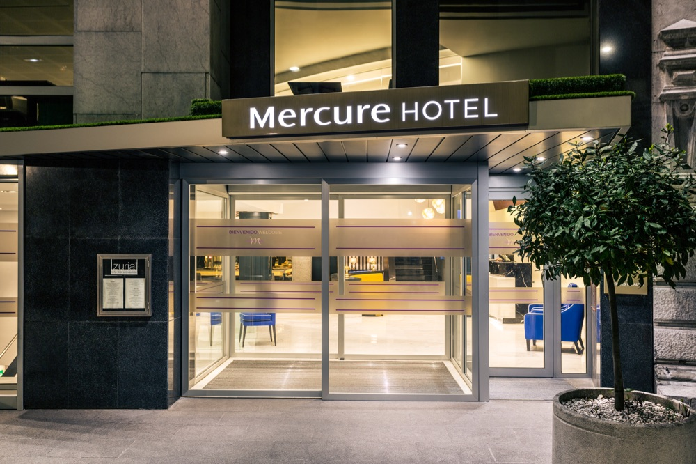 Mercure bilbao jardines de albia hotel en bilbao viajes - Spa jardines de albia ofertas ...