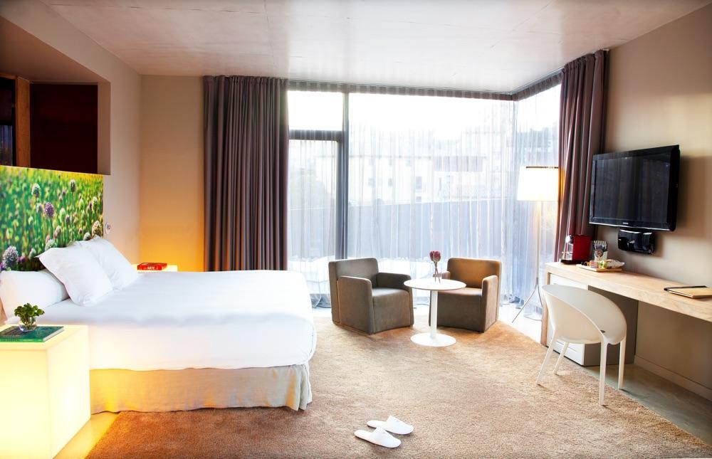 Hotel viura hotel en villabuena de lava viajes el for Viura hotel