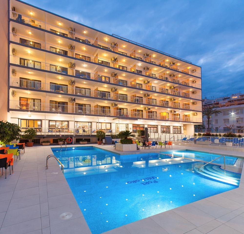 Ofertas de hoteles en benidorm espa a viajes el corte ingles for Hoteles en benidorm con piscina climatizada