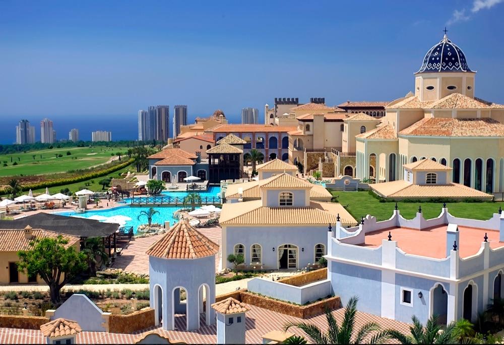 hoteles alicante y provincia