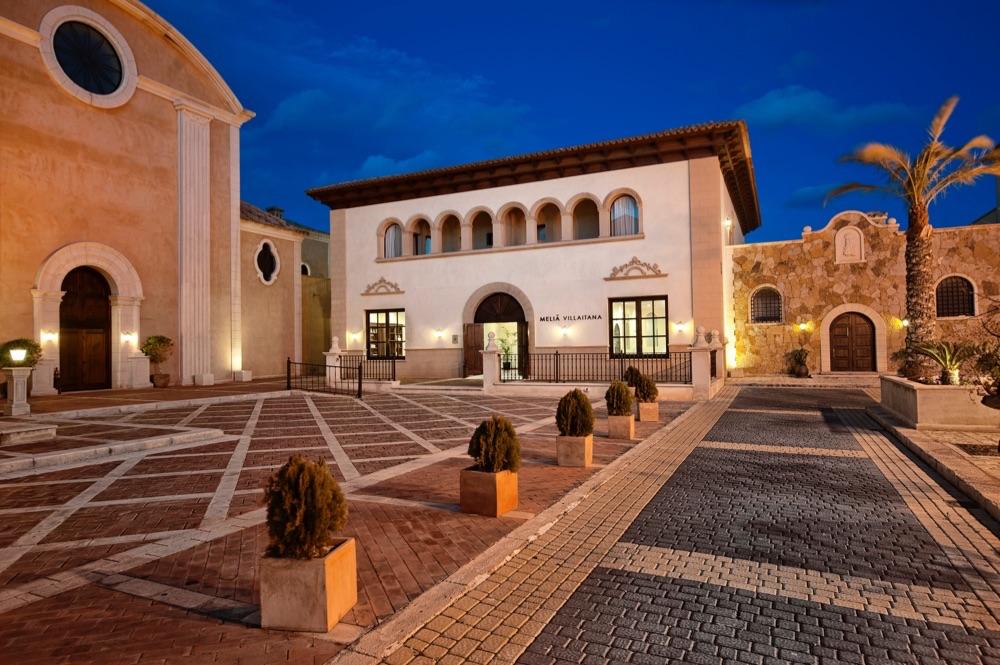 Meli villaitana hotel en benidorm viajes el corte ingl s for Hotel habitacion familiar londres
