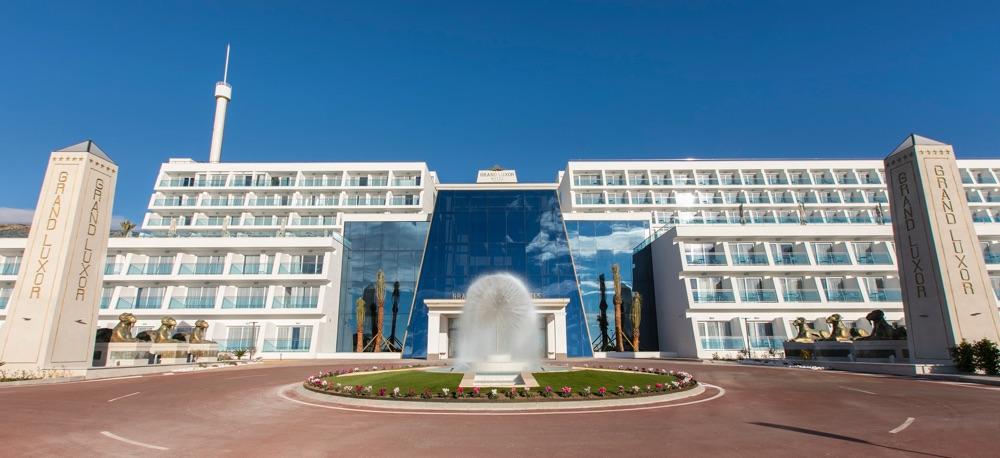 Hoteles 5 estrellas en benidorm espa a viajes el corte - Hoteles cinco estrellas en madrid ...