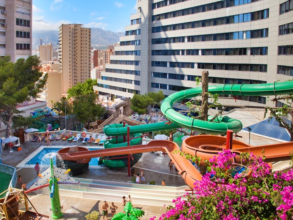 Hoteles Magic Costa Blanca en Benidorm España - Viajes El Corte Inglés   La mejor imagen de hotel fenicia benidorm