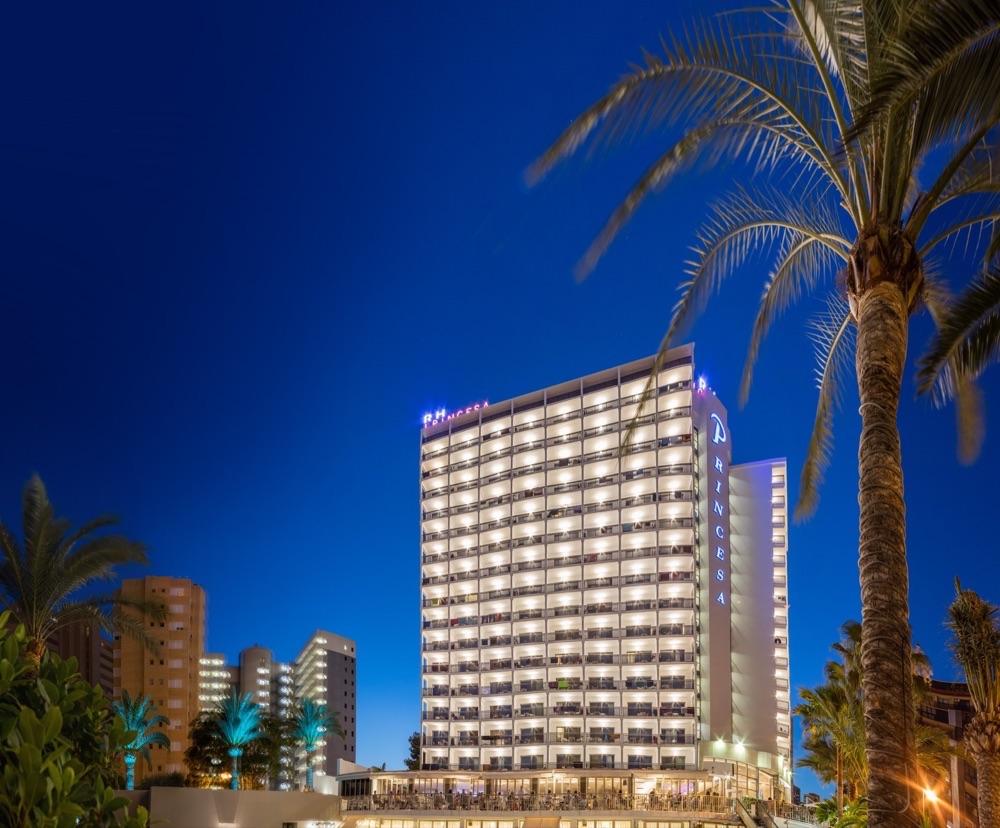 Hoteles familiar en benidorm espa a viajes el corte ingl s for Hoteles familiares en benidorm