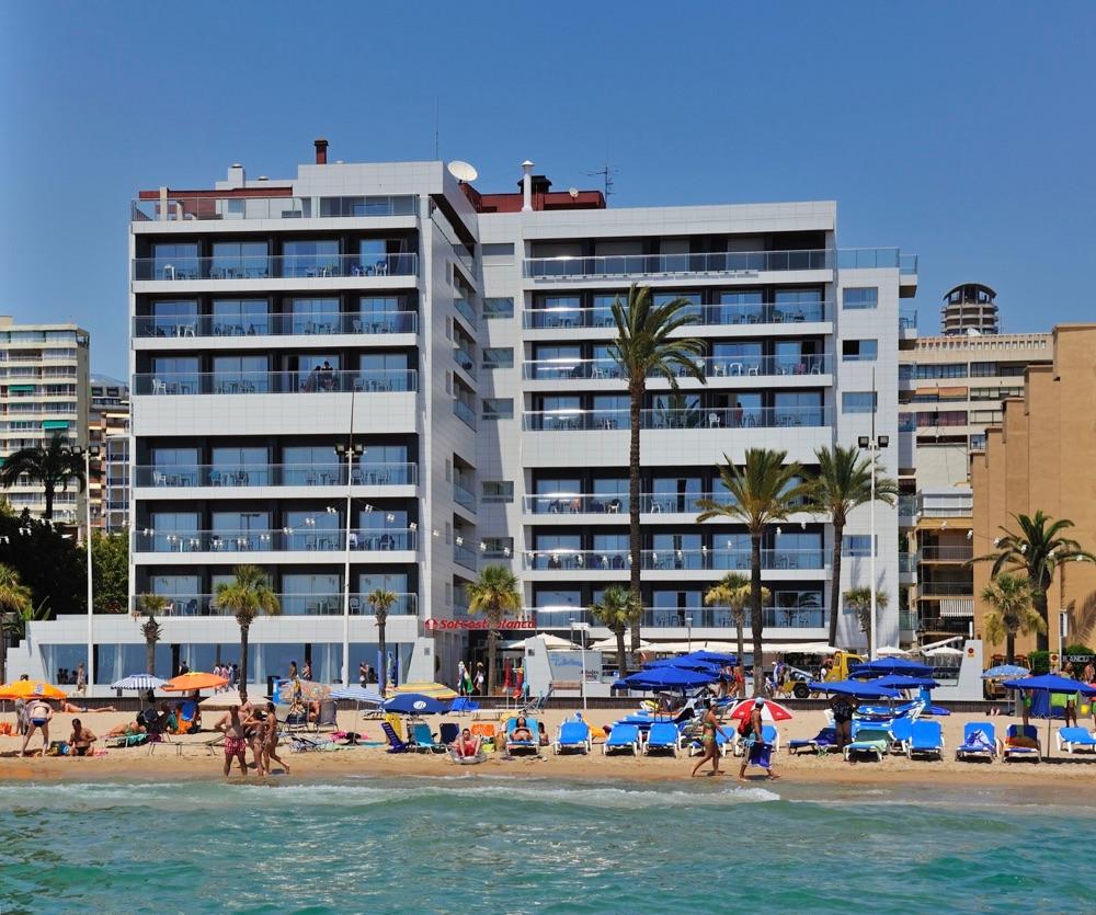 Sol costablanca hotel en benidorm viajes el corte ingl s for El corte ingles madrid sol