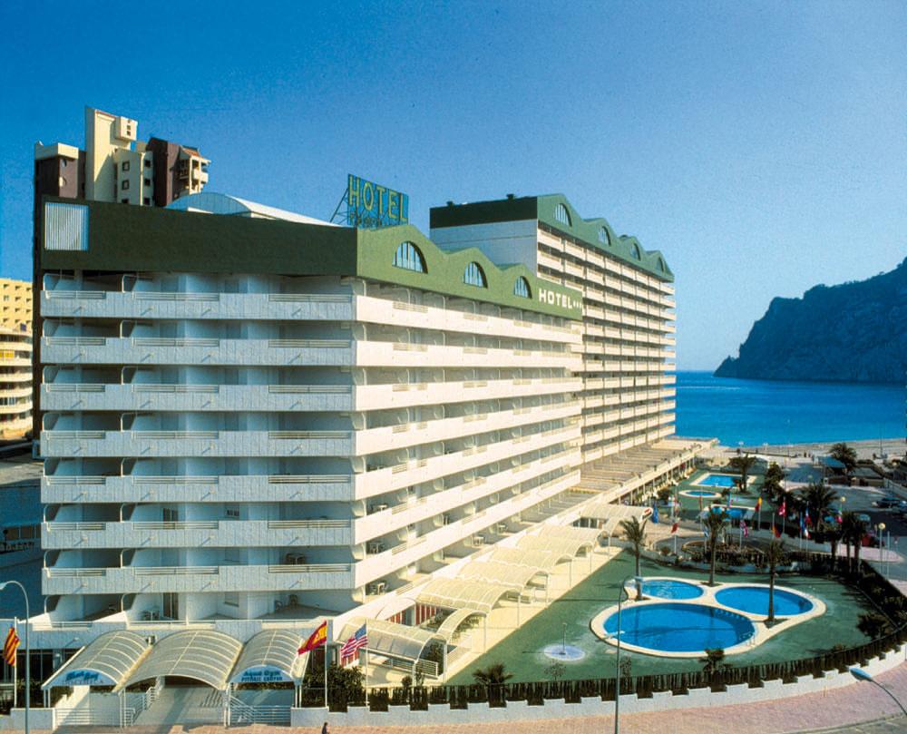 Ar roca esmeralda spa hotel en calpe viajes el corte for Roca en ingles