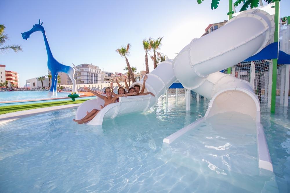 Suitopia sol y mar suites hotel en calpe viajes el for Piscinas el corte ingles 2017
