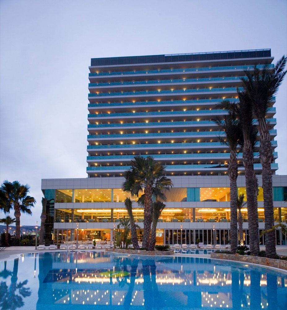 AR Diamante Beach, hotel en Calpe - Viajes el Corte Inglu00e9s