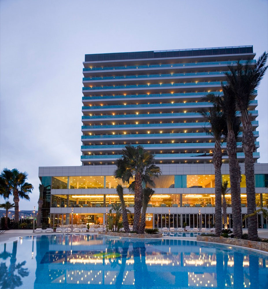 Ar diamante beach hotel en calpe viajes el corte ingl s for Hoteles en calpe playa