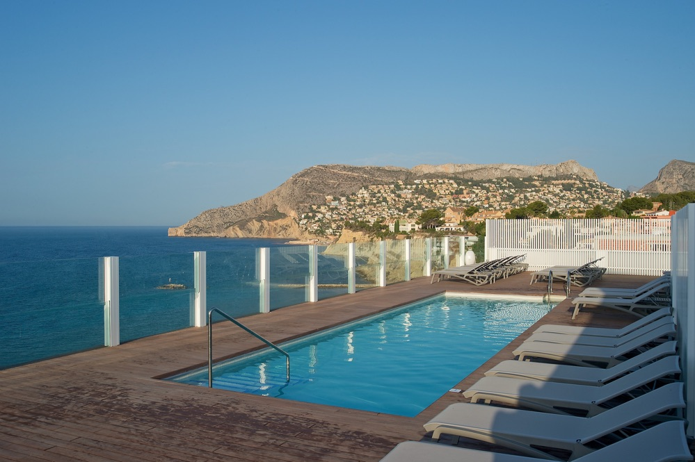 Hotel bah a calpe by pierre vacances hotel en calpe for Hoteles en calpe playa