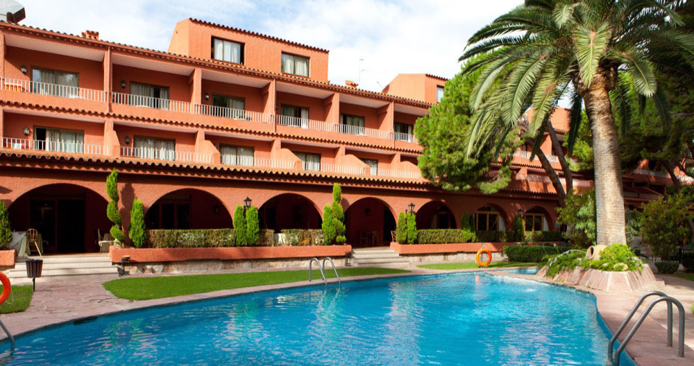 Hoteles con piscina cubierta en castell n provincia viajes el corte ingl s - Hoteles en castellon con piscina ...