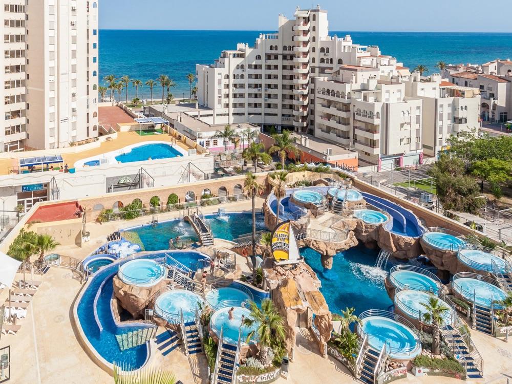 Ofertas de hoteles en marina d 39 or oropesa del mar espa a for Jardines marina d or