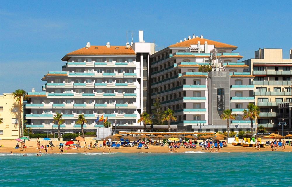 Hoteles con piscina cubierta en castell n provincia for Hoteles en valencia con piscina