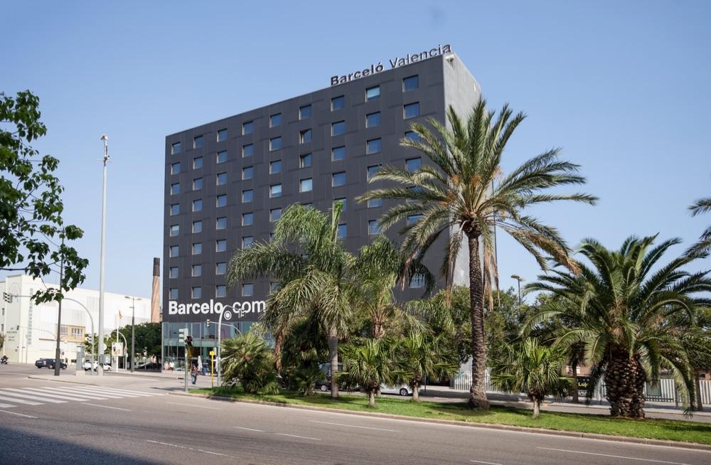 Barcel valencia hotel en valencia viajes el corte ingl s - Hotel barcelo valencia ...