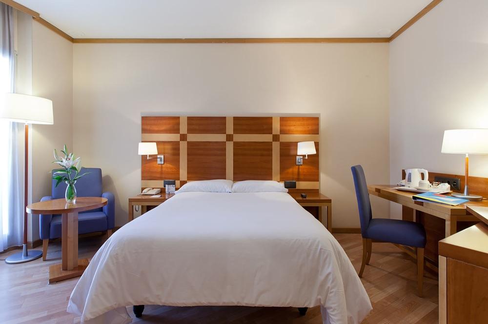 Senator Parque Central, hotel en Valencia - Viajes el ...