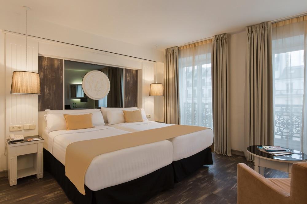 Hotel Paris Opera By Meli U00e1  Hotel En Par U00eds