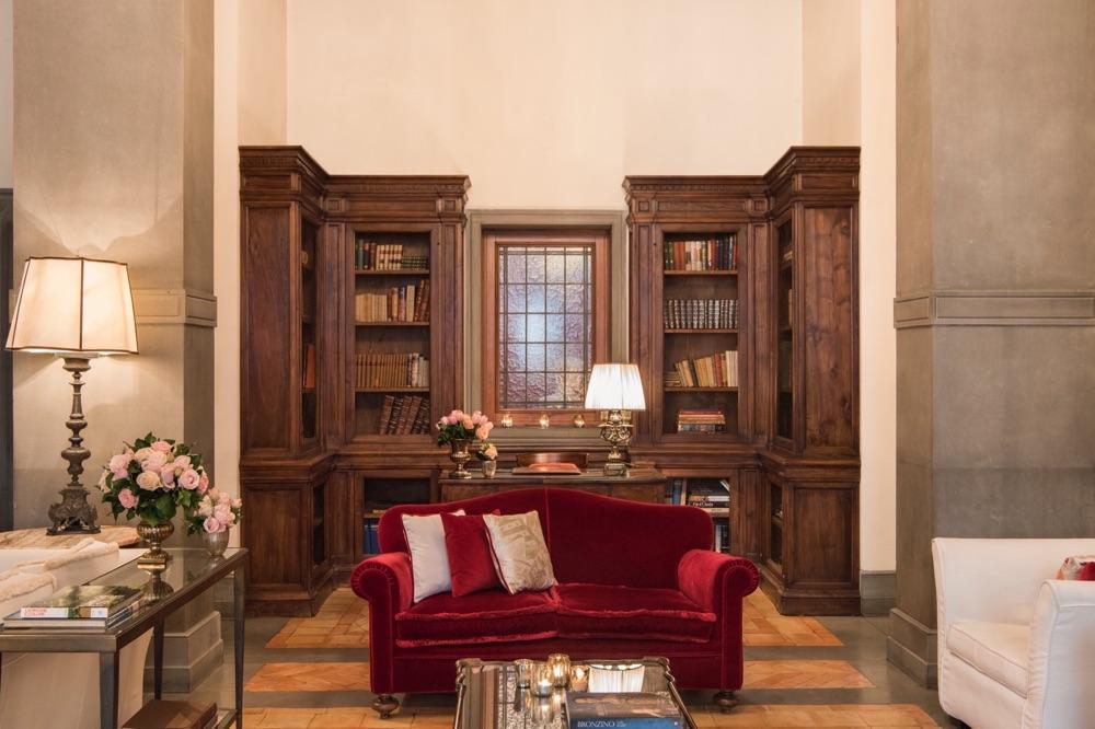 Helvetia & Bristol Firenze - Starhotels Collezione, hotel en