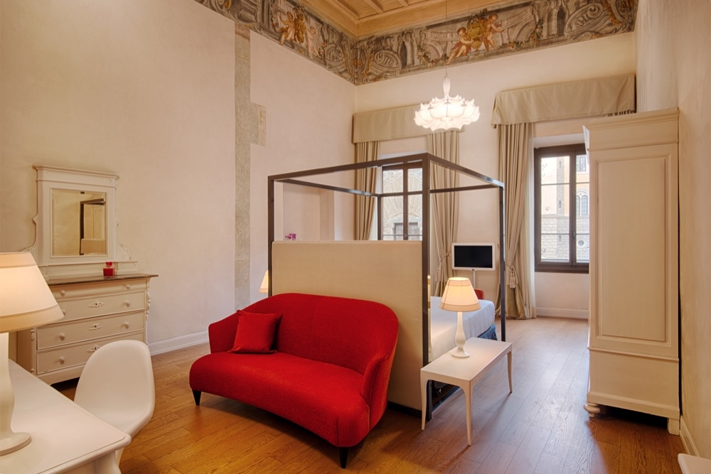 Nh collection firenze porta rossa hotel en florencia - Via porta rossa firenze ...