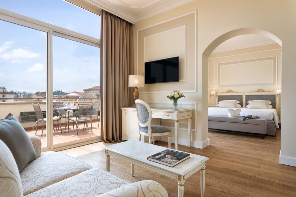 Sina villa medici hotel en florencia viajes el corte ingl s for Casa classica villa medici