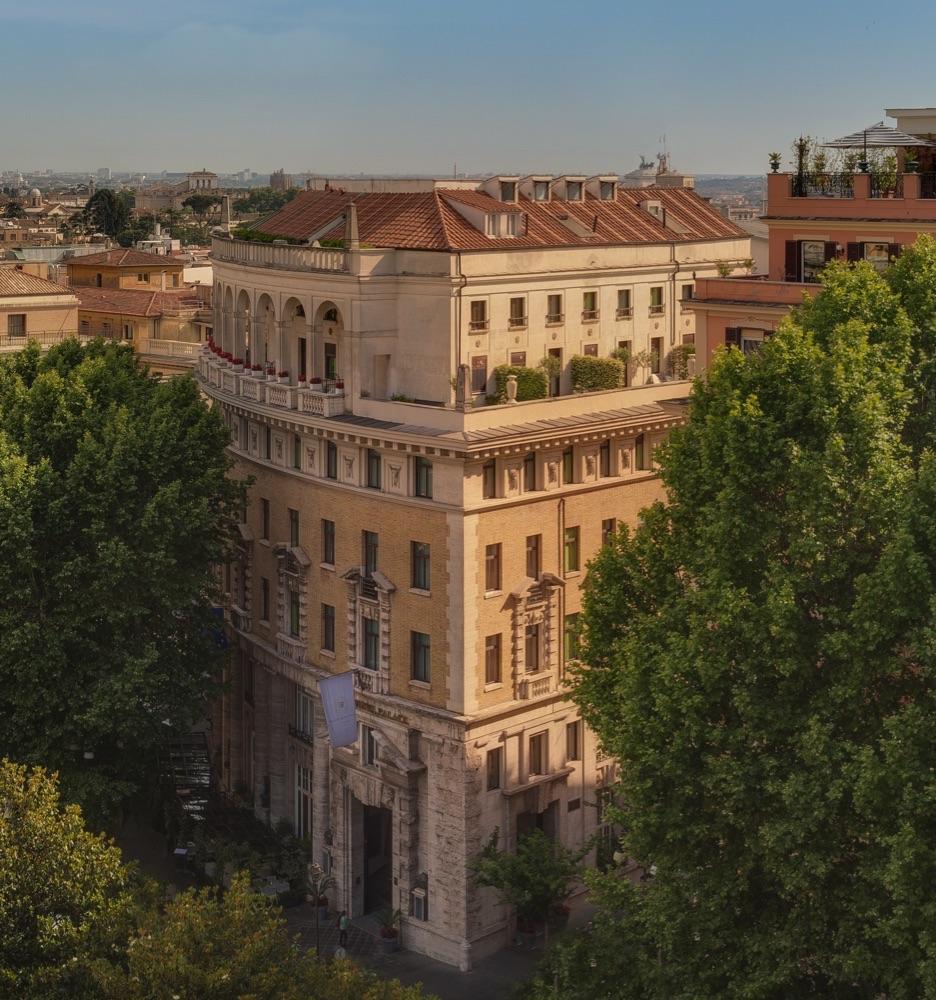 Hoteles 5 estrellas en letonia viajes el corte ingl s - Hoteles roma 5 estrellas ...