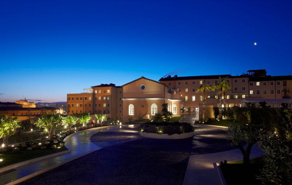Gran meli rome hotel en roma viajes el corte ingl s for Rome gran melia hotel