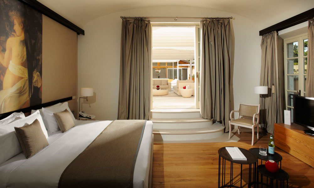 Gran meli rome hotel en roma viajes el corte ingl s for Hotel gran melia rome villa agrippina