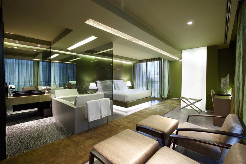 The vine hotel en funchal viajes el corte ingl s for Hotel design genes