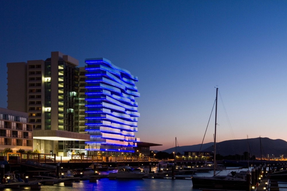 Blue green troia design hotel hotel en troia viajes for Design 8 hotel soest