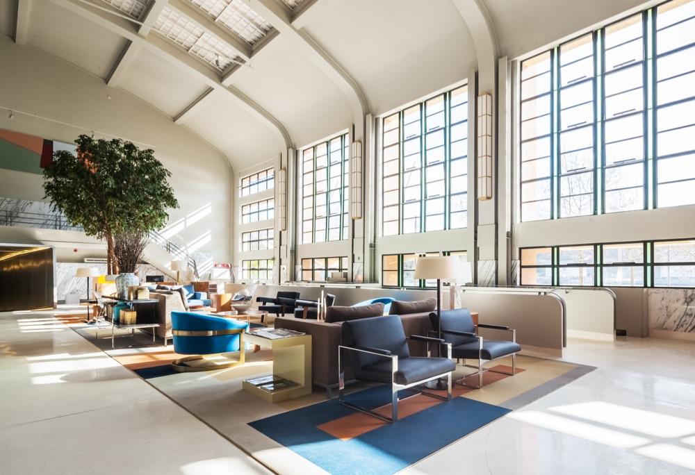 Vincci porto hotel en oporto viajes el corte ingl s for Hotel design genes