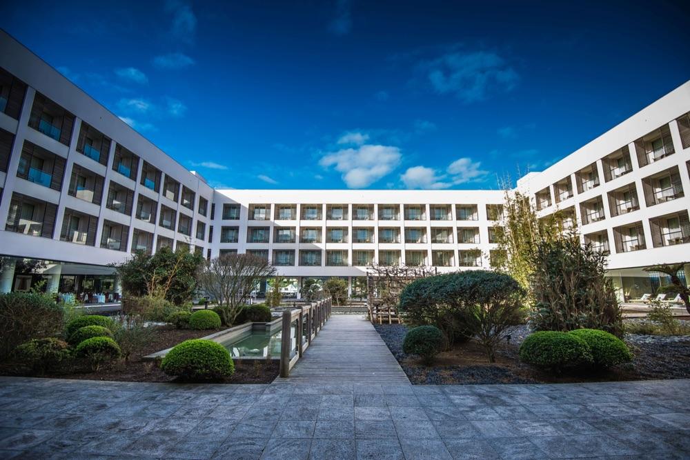 Ofertas de hoteles en isla sao miguel portugal viajes el for Hotels genes