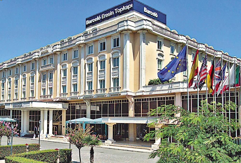 Hoteles con peluquer a en estambul turqu a viajes el - Hoteles turquia estambul ...