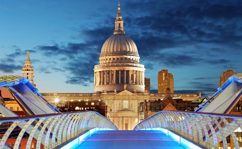Catedral St Pauls, Londres
